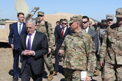 Mattis: Troops on border unarmed, providing support to law enforcement