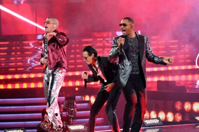 Bad Bunny, Will Smith, Marc Anthony kick off Latin Grammys