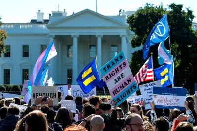 Judge: Pentagon has no legal grounds to impose transgender ban