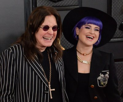 Ozzy Osbourne attends Grammys after Parkinson's news