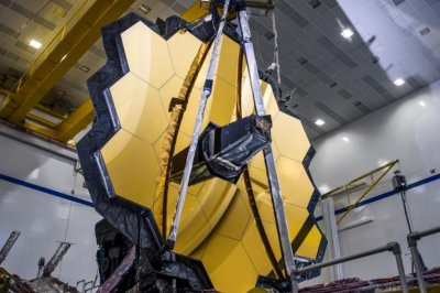 Scientists will peer at first galaxies with James Webb telescope
