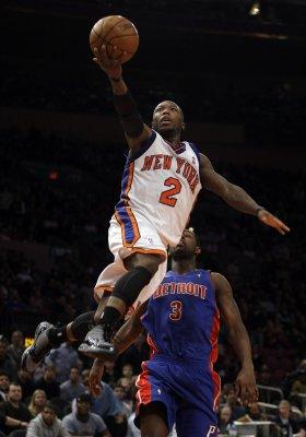 Knicks trade Robinson to Celtics