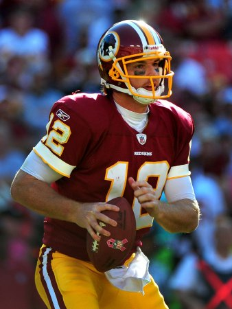 Beck gets QB start for Redskins