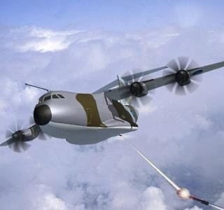 Northrop Grumman announces new Viper anti-missile laser