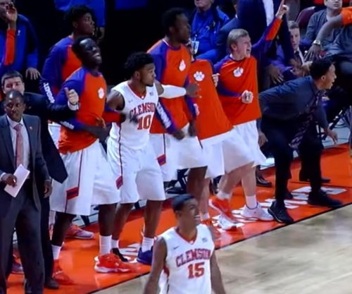 Clemson upsets No. 9 Duke