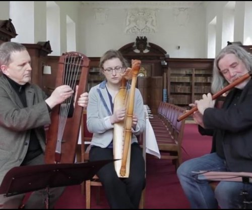 Musicians, researcher bring Middle Ages music back to life
