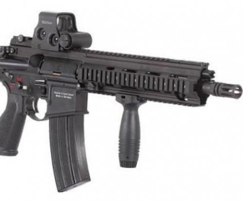 French troops getting new Heckler & Koch assault rifle
