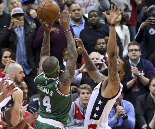 Boston Celtics cheated out of extra second in Friday's loss to Washington Wizards