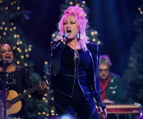 Cyndi Lauper to score Broadway adaptation of 'Working Girl'