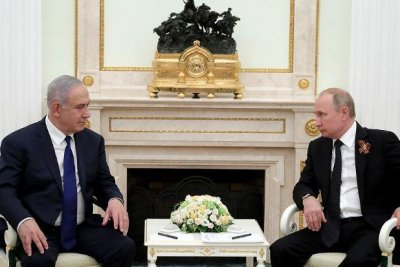 Russia backs off Syrian air defense after Putin-Netanyahu meeting