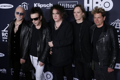 The Cure's 40th anniversary show coming to theaters in July