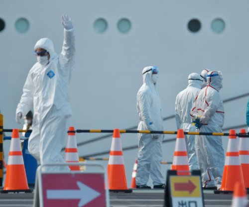 2 passengers of coronavirus-infected ship die in Japan