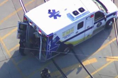 Gunman opens fire at Bay Area light rail yard; 8 victims dead