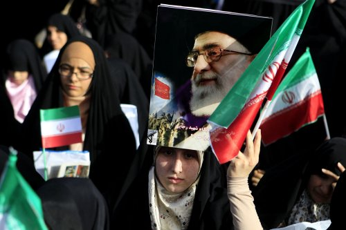 Outside View: Eight days to shape Iran's future