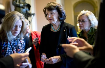 Feinstein: 'Greater terrorist presence' in Mideast
