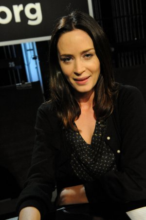 Emily Blunt blunt about hunger