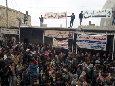 London appalled by HRW report on Syria