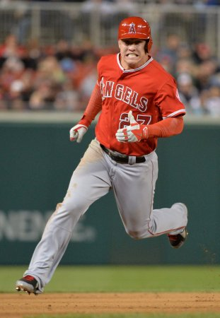 Angels defeat Tampa Bay in walk-off