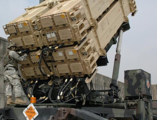 Saudis seek Patriot PAC-3 air defense systems
