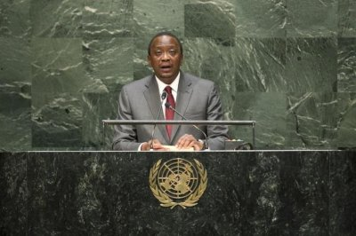 ICC warns Nairobi not to leak details of Kenya president's case
