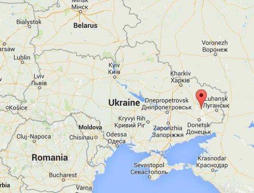 Bus runs over landmine in Ukraine, four dead