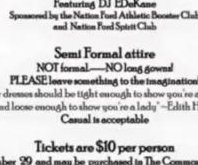 Homecoming flyers raise eyebrows with dress tightness quote