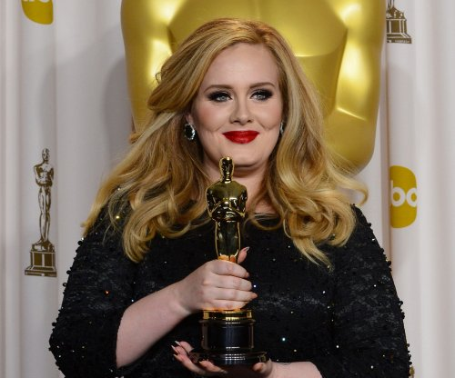 Adele 'overwhelmed' and 'grateful' to release '25'