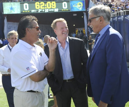 Fired Jeff Fisher thanks Los Angeles Rams' brass
