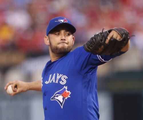 Blue Jays' Estrada hopes to solve woes vs. Rays