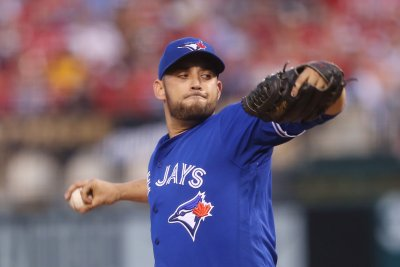 Blue Jays' Estrada hopes to solve woes vs. Rays