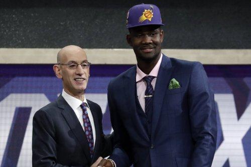 2018 NBA Draft: Suns select Deandre Ayton at No. 1