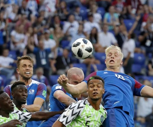 World Cup: Musa's brace lifts Nigeria past Iceland