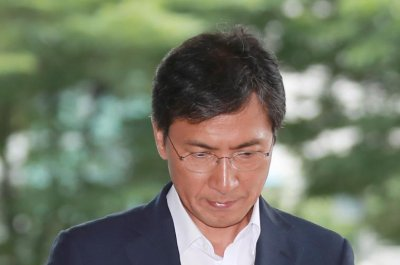 South Korean prosecutors appeal acquittal of former governor