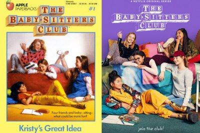 'Baby-Sitters Club' stars assemble in poster for Netflix reboot