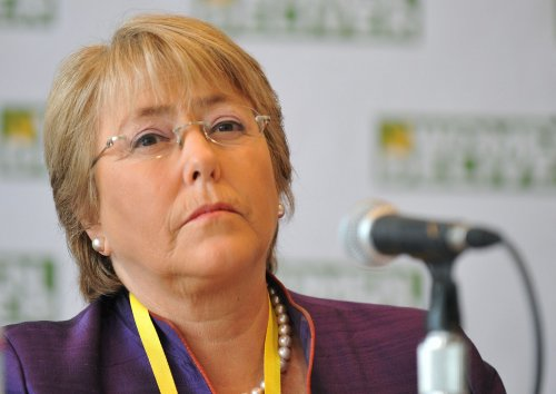 Chile's Bachelet faces big challenges on taxation, education reform