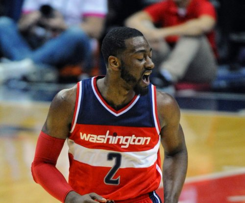 John Wall, Washington Wizards top Miami Heat