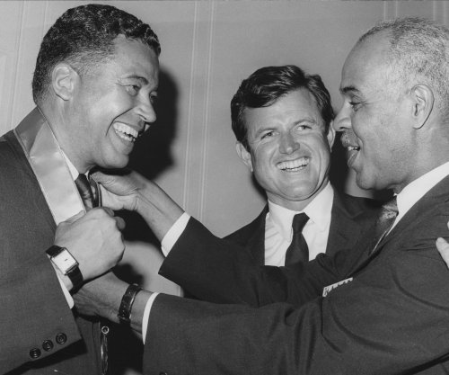 First black senator to be elected in US, Edward Brooke, dies at 95
