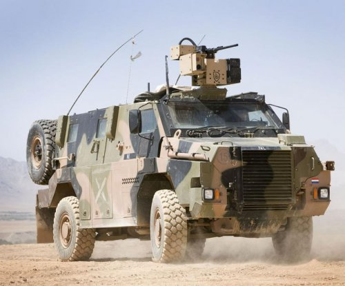 Netherlands orders Bushmaster armored vehicles