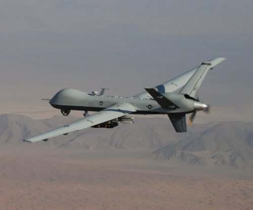 Record number of Reaper drones crashed in 2015