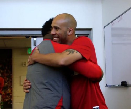 Watch David Ortiz and David Price embrace to start Red Sox camp