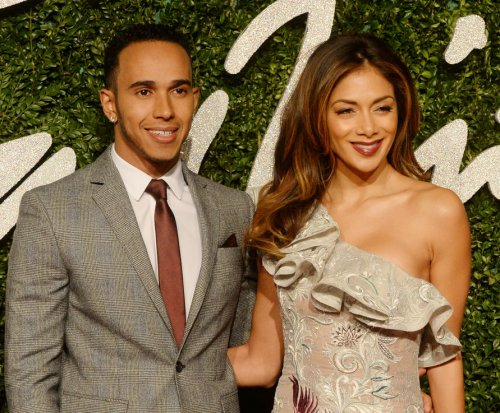 Nicole Scherzinger on ex-beau Lewis Hamilton: 'We don't talk'