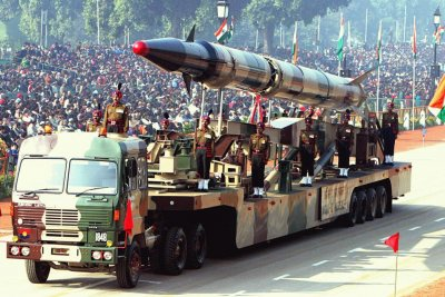 India tests Agni-V ballistic missile, tensions with China rise