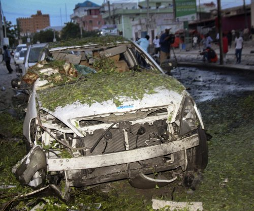 Somali general among 6 killed in Mogadishu car bombing