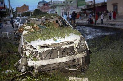 Somali general among 6 killed in Mogadishu car bombing