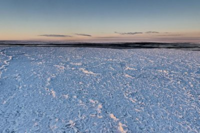 Scientists find rare 'dragon skin' ice in Antarctica