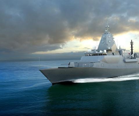 BAE bids for Australian ship building deal