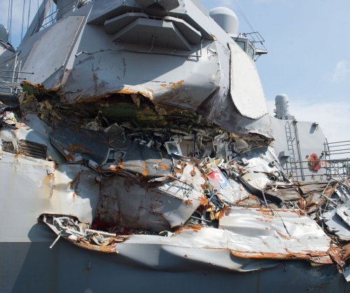 Navy collisions point to the risks of automation on sea, air, land