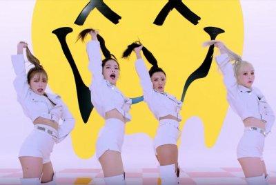 Mamamoo shares teaser for 'Gogobebe' music video