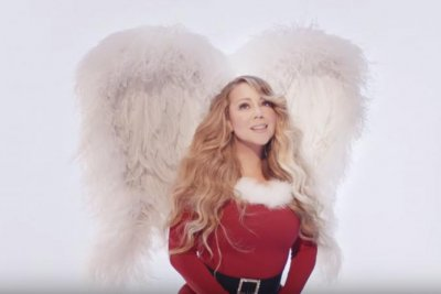 Mariah Carey shares new 'All I Want for Christmas is You' music video