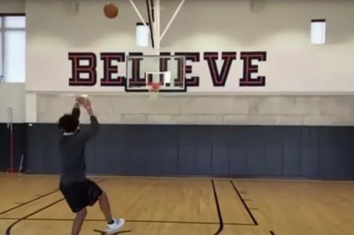Jazz's Mike Conley beats Bulls' Zach LaVine to win H-O-R-S-E challenge